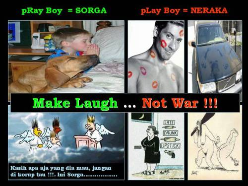 Pray Boy & Play Boy